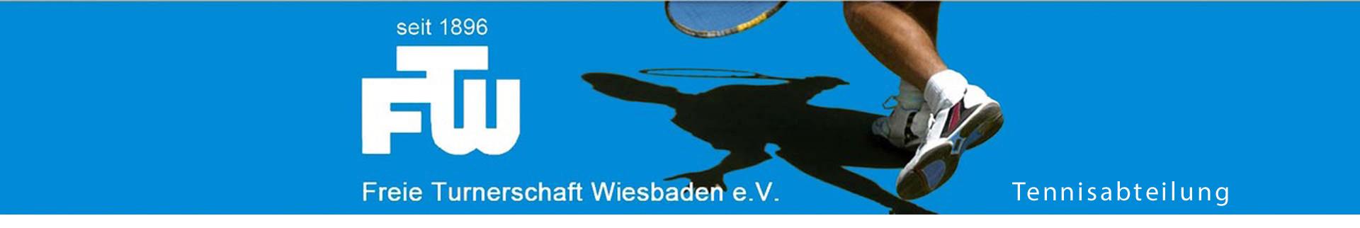 Freie Turnerschaft Wiesbaden 1896 e.V. - Tennisabteilung